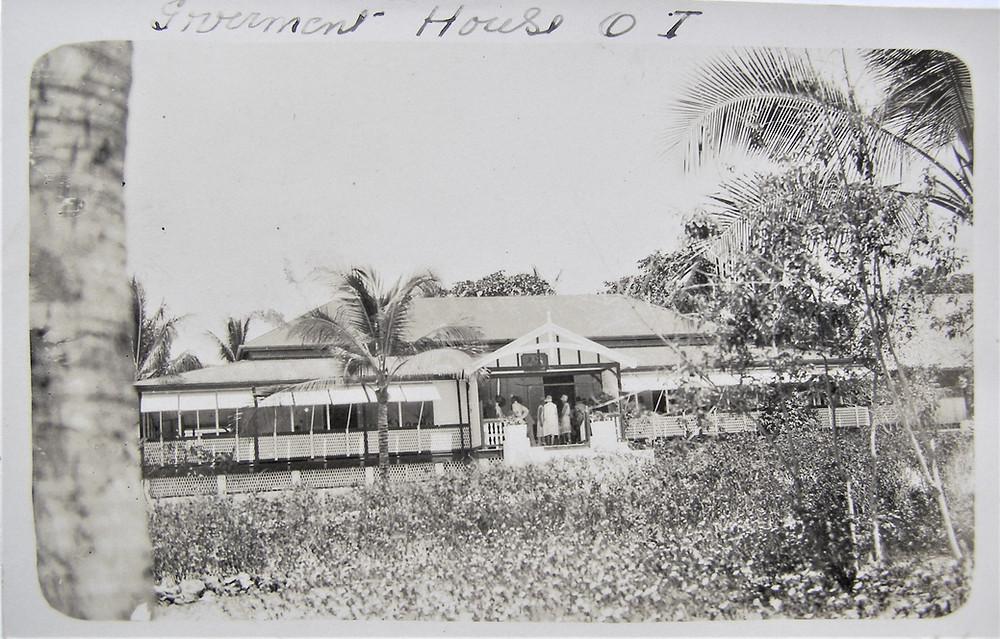 Colonial Residency Ocean Island (Banaba)