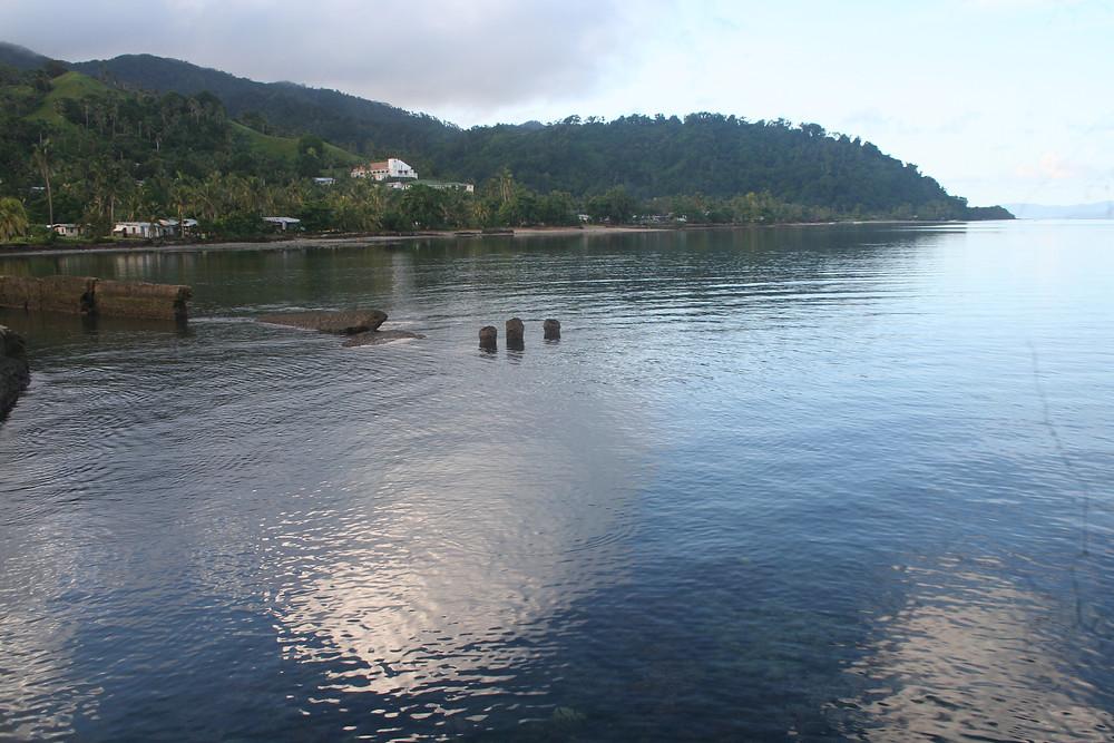 View of Rabi Island, Fiji
