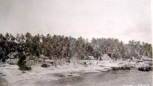 Uma Village Banaba 1932