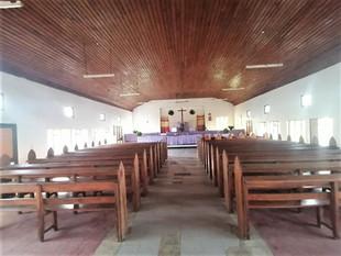 Interior Methodist Church, Uma, Rabi by