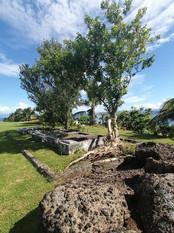 Elders graves grounds Buakonikai Methodi