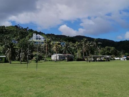 Displacement Ground - Rabi Island, Fiji