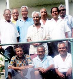 Banaban Elders Rabi Island, Fiji 1997