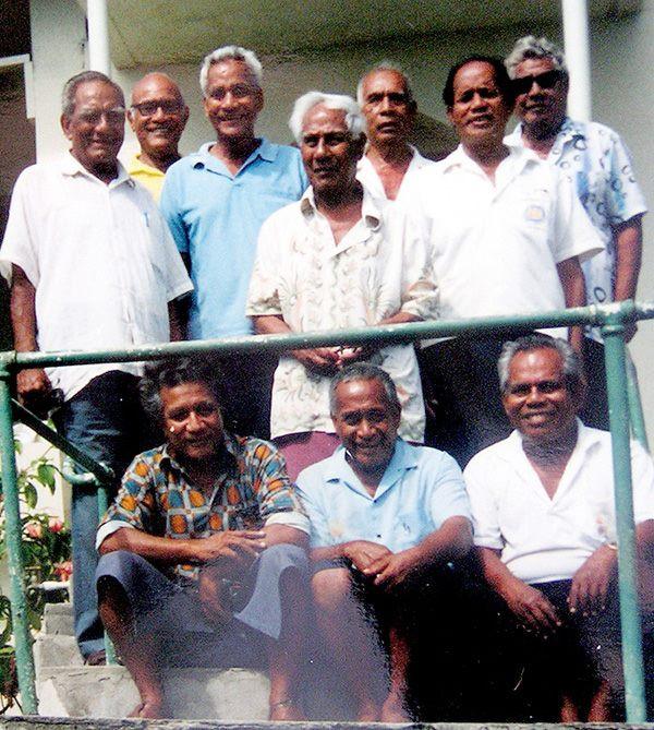 Banaban Elders Rabi 1995