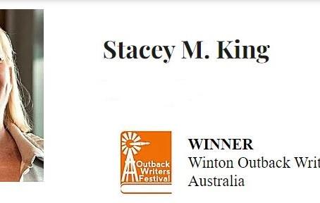 Winner Winton Outback Writers Festival 2021