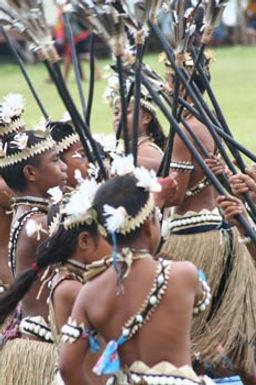 Te Karanga traditional Banaban dance