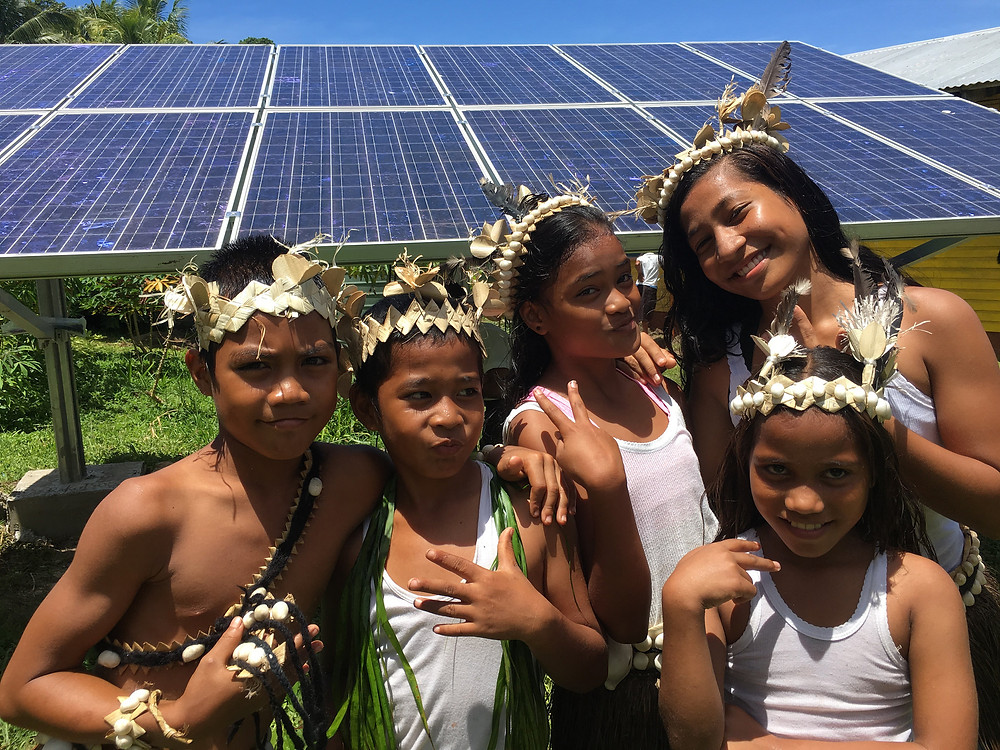 Tabiang Primary School Rabi, It's Time Found solar power project
