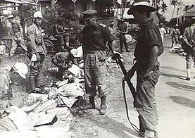 Japanese Surrender Banaba to Australian