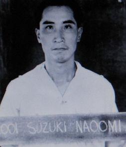 54. Japanese Comer Suzuki Naoomi surrend