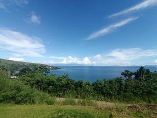 Coast views towards Buakonikai by Itinte