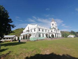 Buakonikai Methodist Church with residen