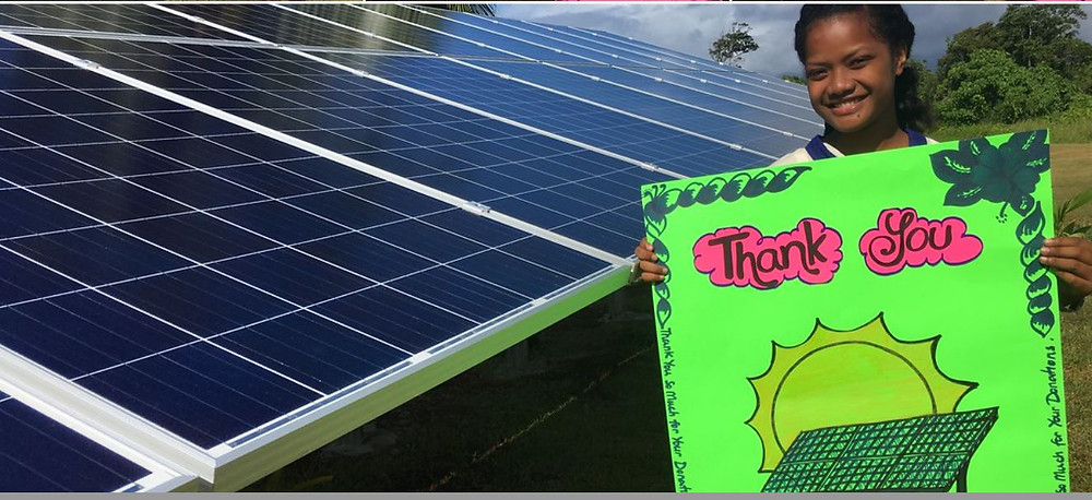 Renewable Solar Energy Rabi, Fiji