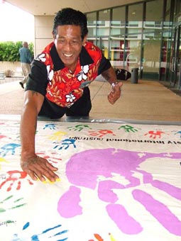 Ken Sigrah Amnesty International Confere