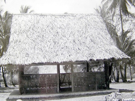 Customary Dispute-Resolution Mechanism on Rabi Island
