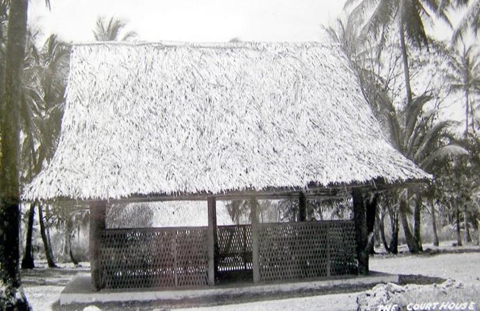 Banaban Native Court 1935