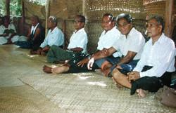 Buakonikai Church Elders Honour Roll