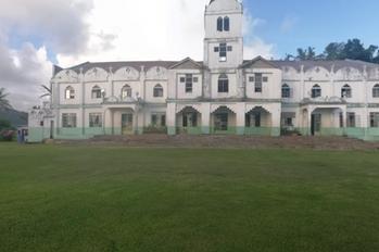 Buakonikai Methodist Church by Itinterun