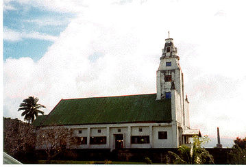 Methodist Church Uma village, Rabi, Fiji