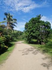 Along the roadway to Buakonikai by Itint