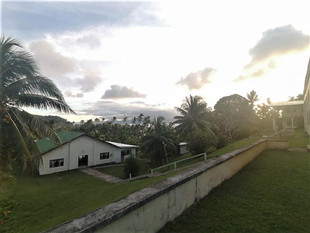 View from Methodist Church overlooking c