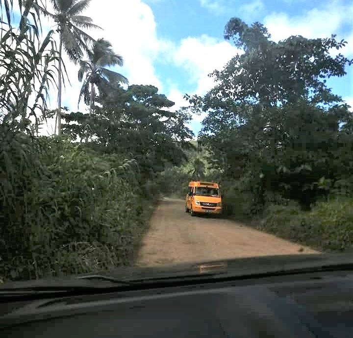 Transport Rabi Island today 2021