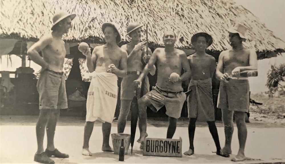 Ocean Island Defence Force 1940-41
