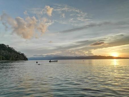 Safety at Sea - Rabi Island, Fiji