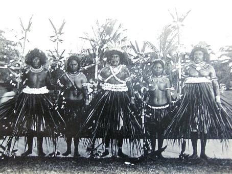 The Curious Banaban Dance: Te Karanga