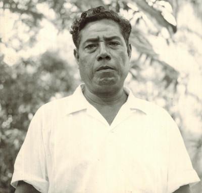 Kaiekieki Sigrah records from 1962. Banaban Representative during the mining era on Banaba