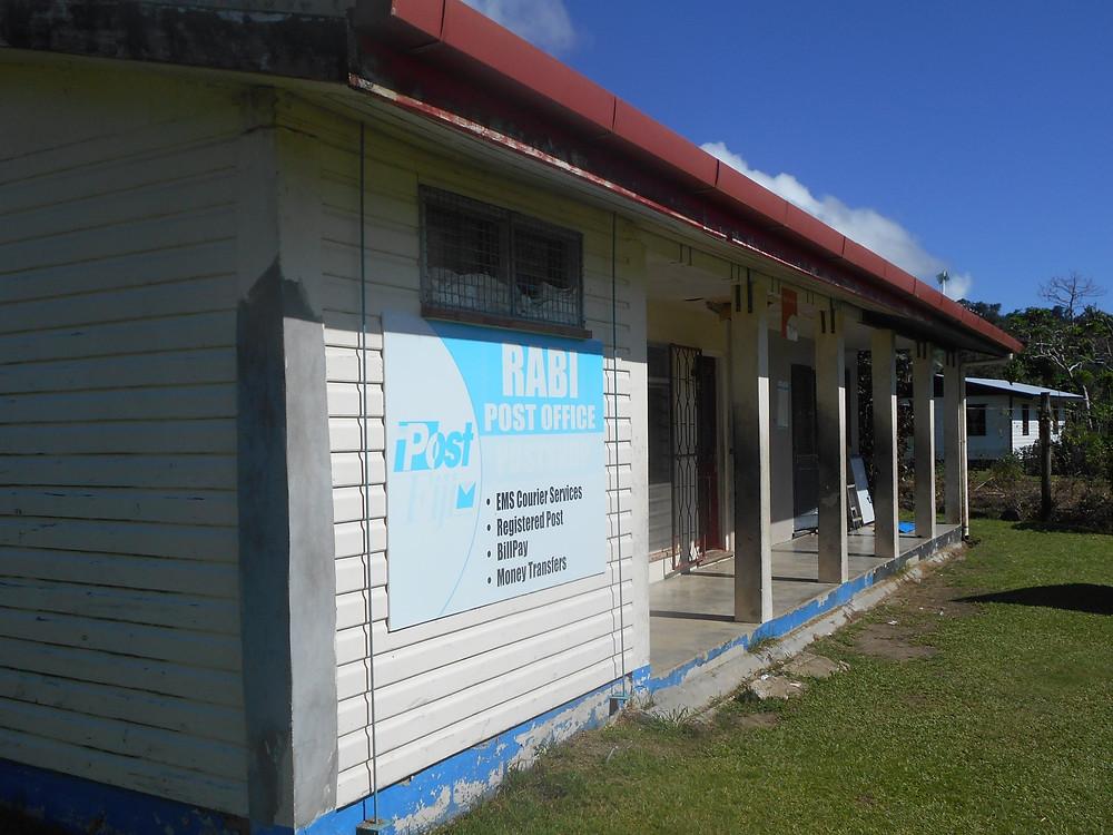 Rabi Post Office