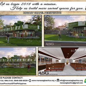 PROJECTS_Manaoag Rosary Chapel Perspecti