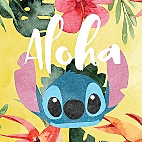 Disney Summer iPhone Wallpaper
