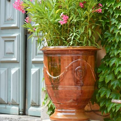 Tradition Anduze Pot Flammed