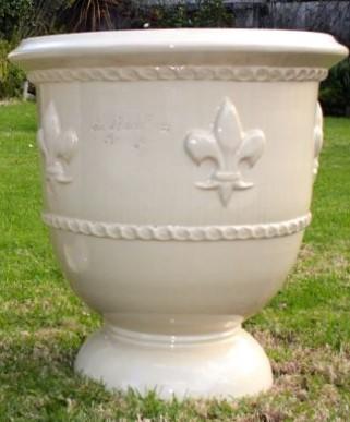 Classic Pot Fleur de Lys