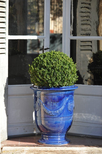 Tradition Anduze Pot Blue