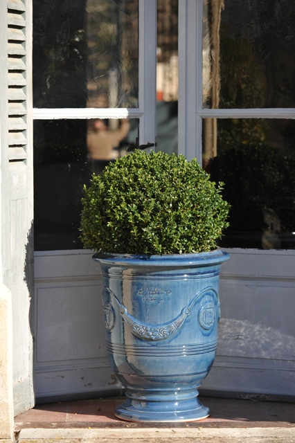 Tradition Anduze Pot Blue Lavender