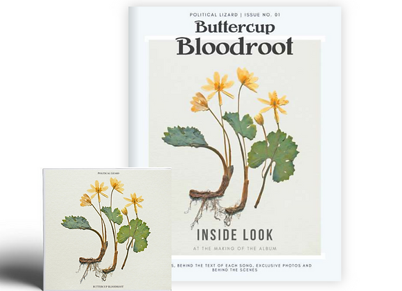 Buttercup Bloodroot Bundle