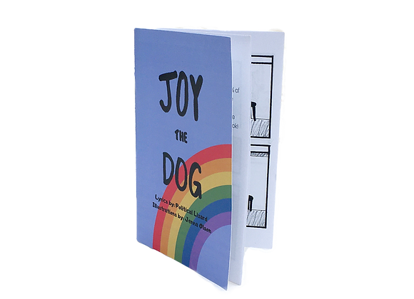 Joy the Dog Graphic Novel