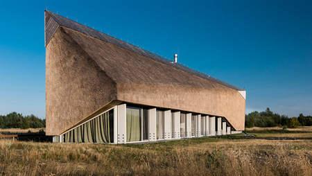 Vila kopose. Architektūra