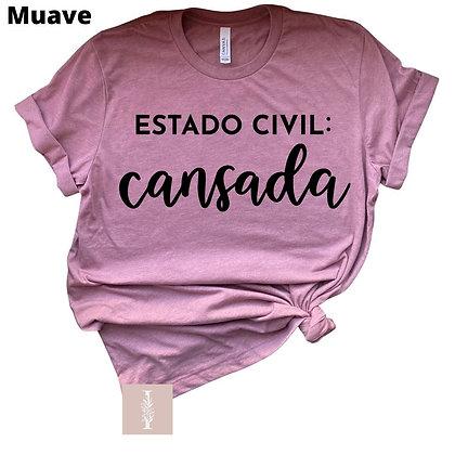 """ Estado civil: Casada"