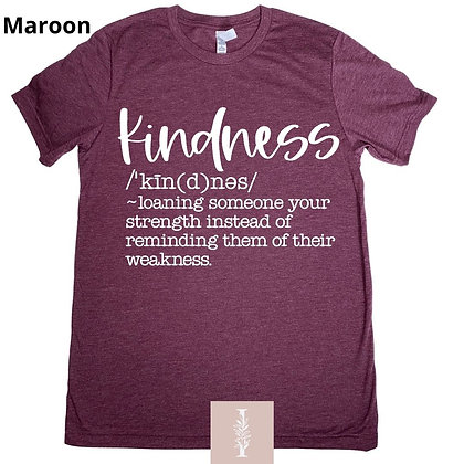 """ Kindness Definition """
