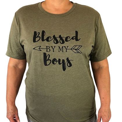"""""""Blessed by my Boys"""""""