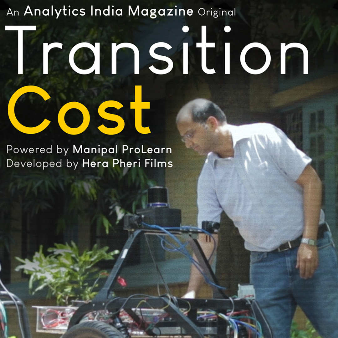 The Transition Cost