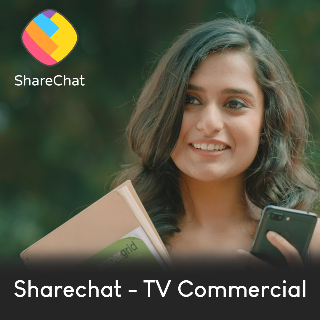 Sharechat TV Commercial