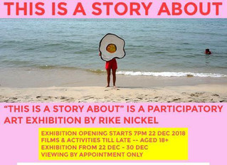 did you miss Rike Nickel's exhibition?