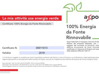 Confartigianato utilizza Energia Verde 100% da Fonte rinnovabile. Chiamaci per un preventivo gratuit