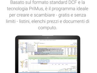 CORSO GRATUITO su software gestionale di cantiere PriMus ACCA