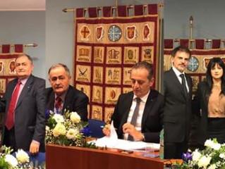 Moris Fiorelli è il nuovo Presidente