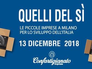 Partecipa alla manifestazione di Milano chiamaci  0742391678
