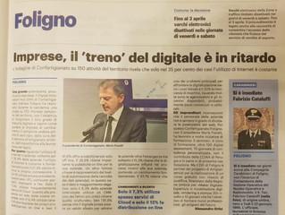 Il Presidente Fiorelli su La Nazione del 21 Marzo